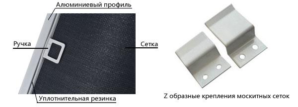 Москитные сетки Москва