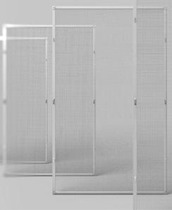 Стандартная сетка для пластиковых окна размеры